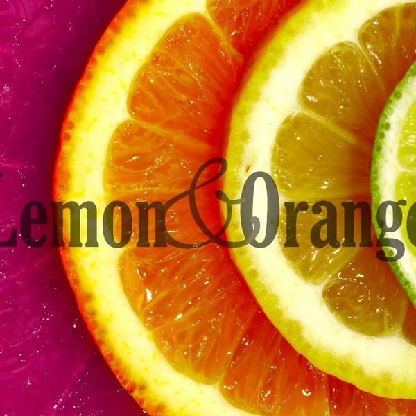 lemon&orange