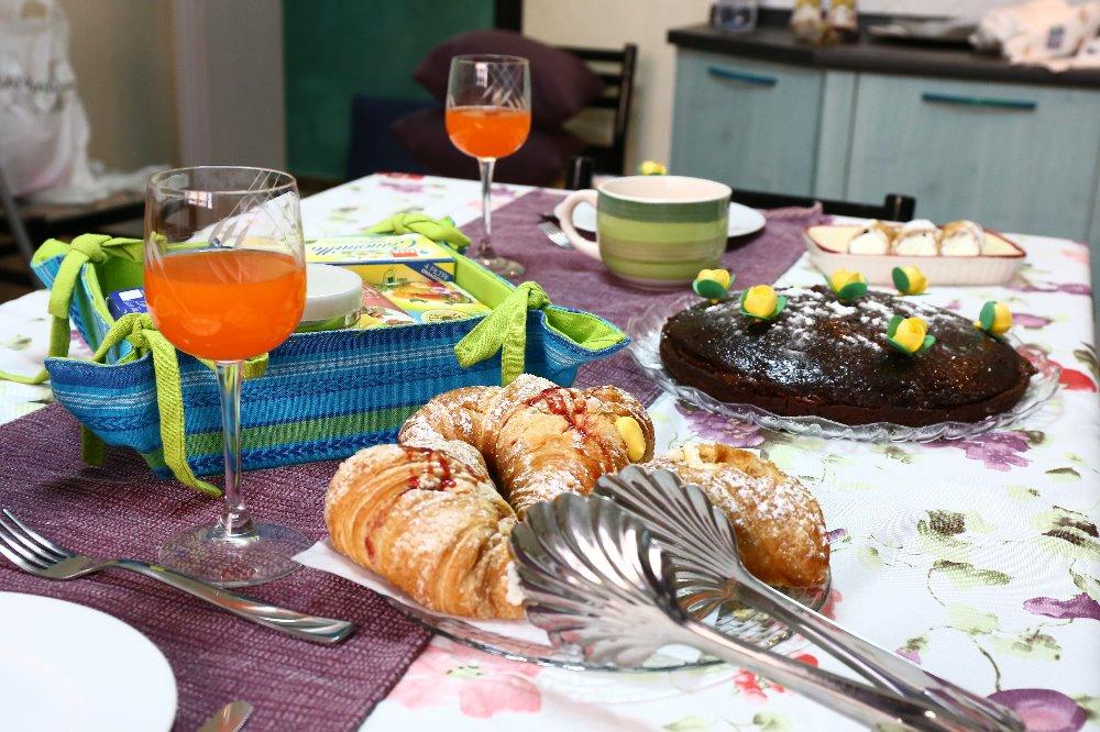 La colazione di IL GIARDINO DELLE CALENDULE