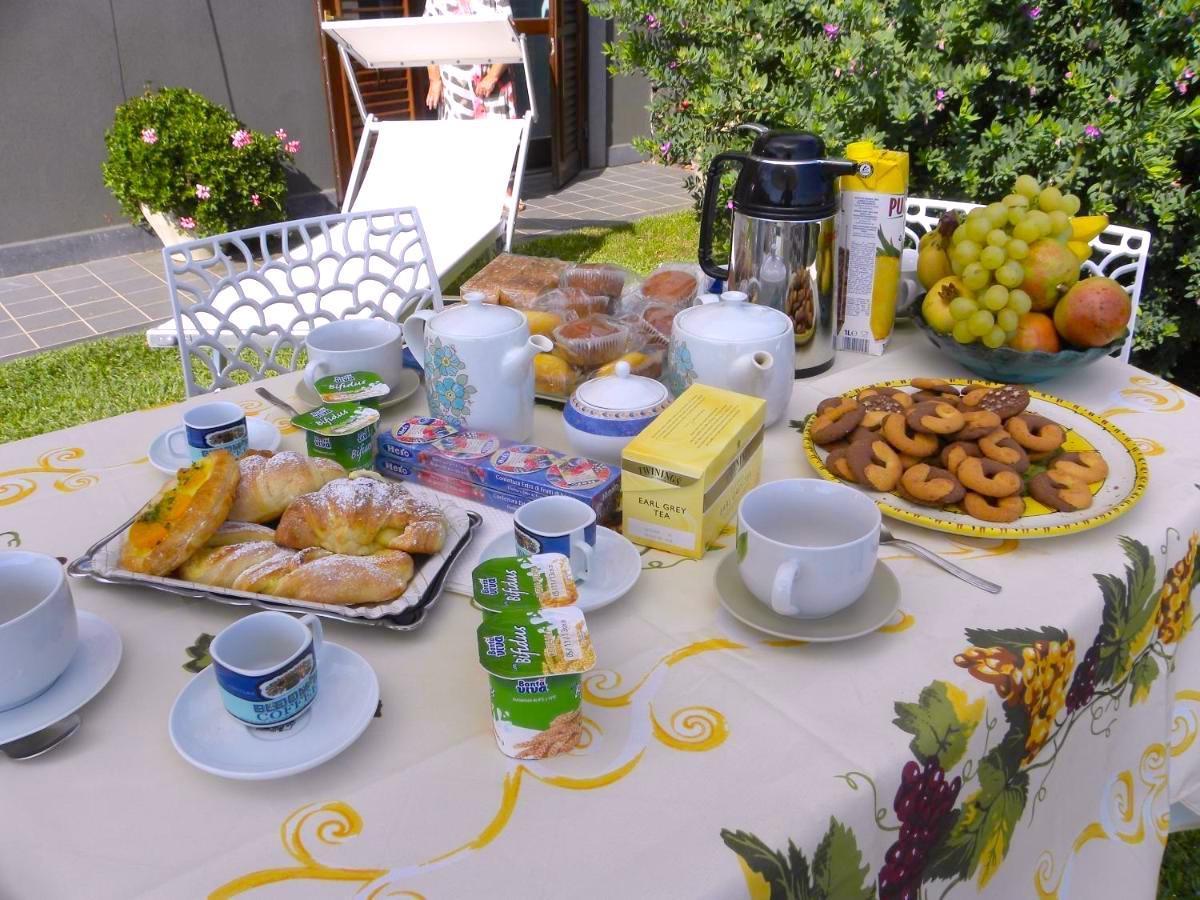 La colazione di POGGIO SAMBUCO