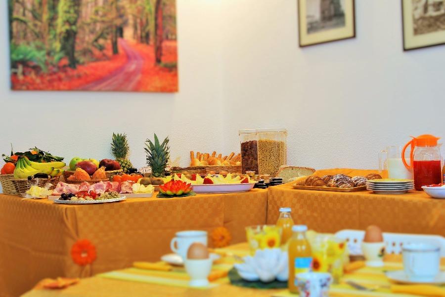La colazione di ETNA EN VIE