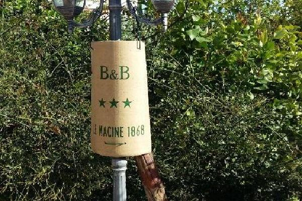 B&B Le Macine 1868