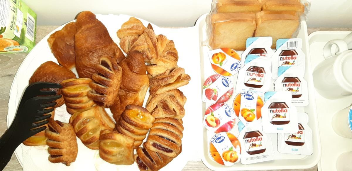 La colazione di POLITEAMA RESIDENCE