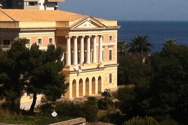 Stunning view apartment on Villa Belmonte