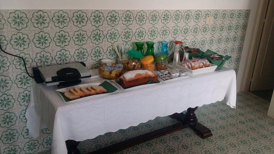 La colazione di VILLA MOSCHELLA