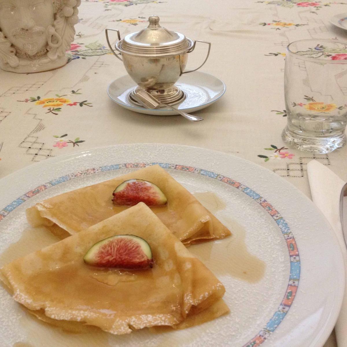 La colazione di MANANNA B&B