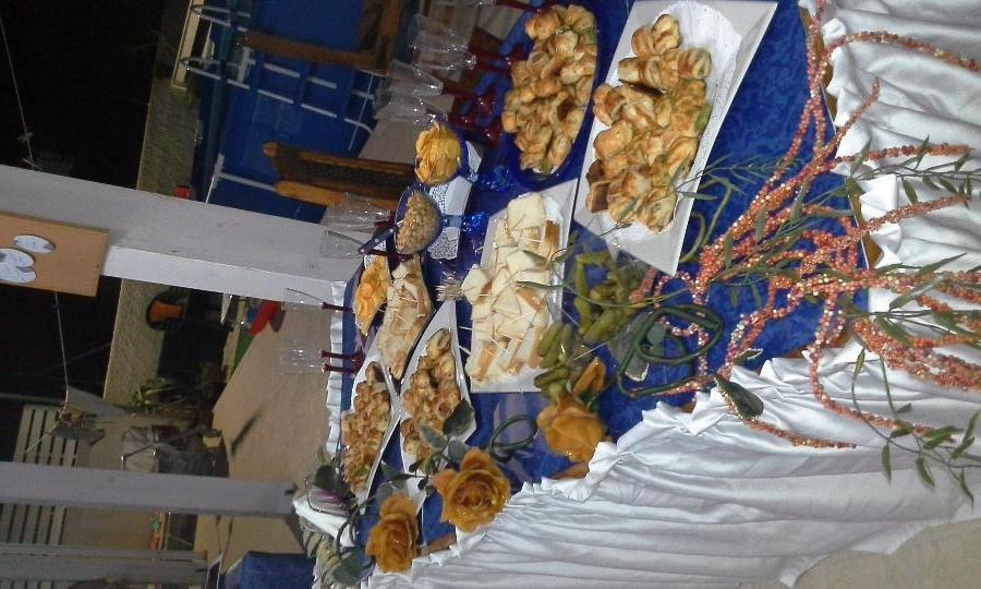 La colazione di CASA VACANZE GIORGIO LA PIRA