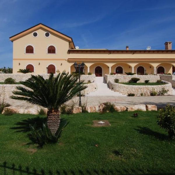 Villa Giulia Sicilian Luxury Garden