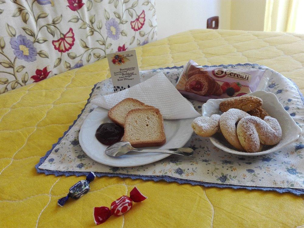 La colazione di CASA FIORITA