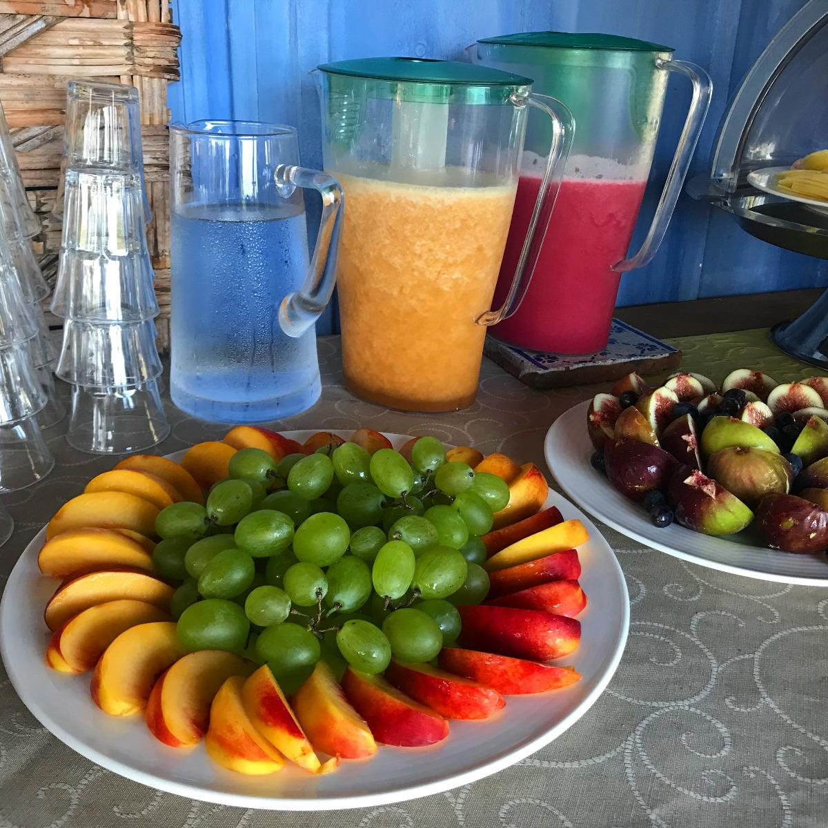 La colazione di GIARDINO DI SICILIA