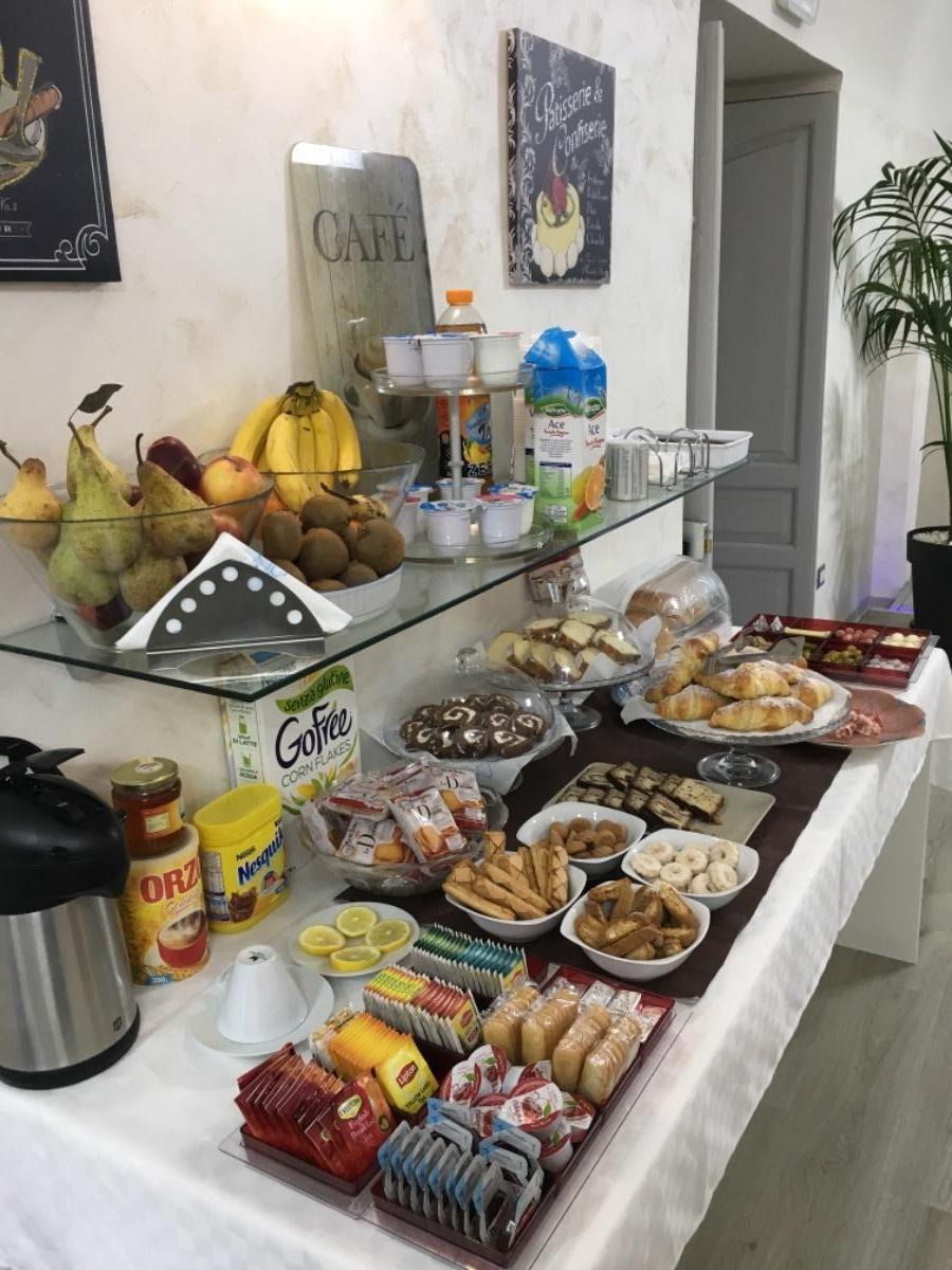 La colazione di B&B ETNEA PALACE
