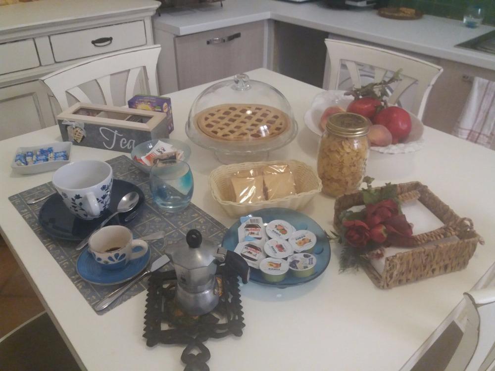 La colazione di SABBENERICA