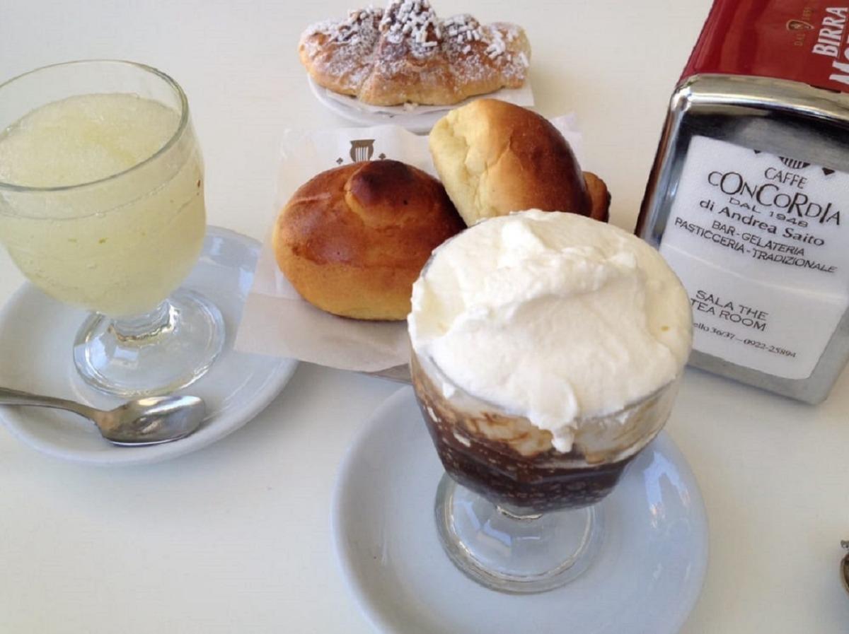 La colazione di ARMONIA - CAMERE AL CIVICO 6