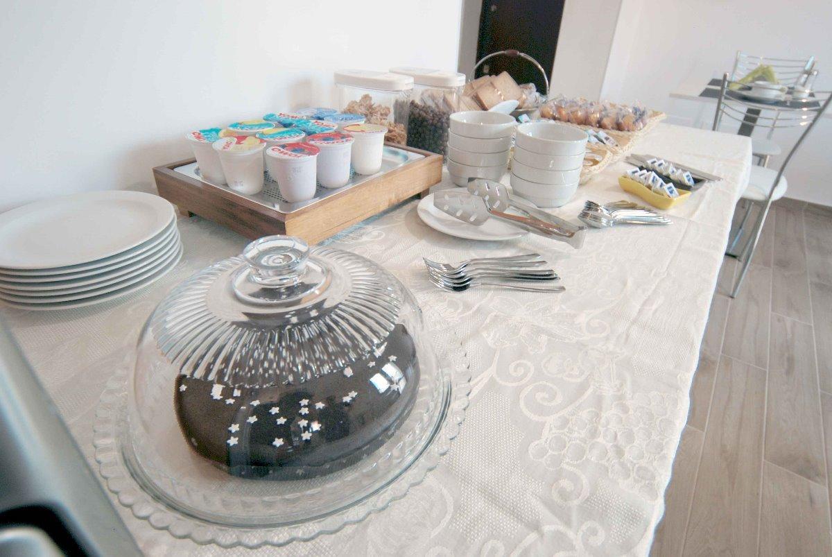 La colazione di QUATTRO COLORI B&B