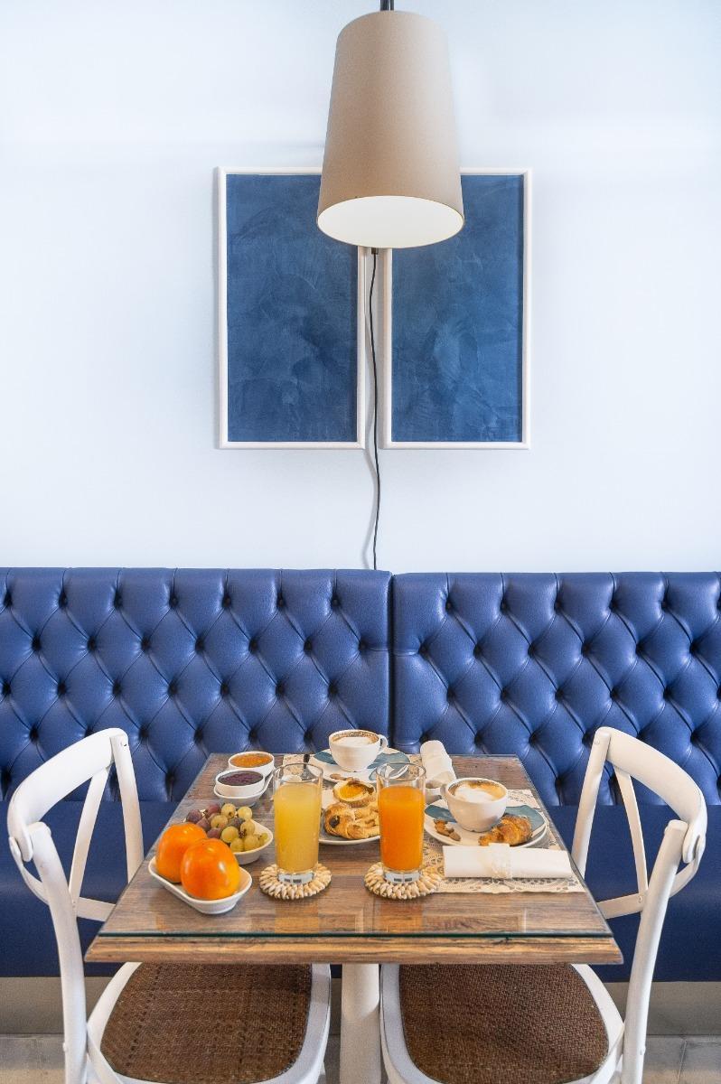 La colazione di QUATTROCUORI BOUTIQUE HOTEL & SPA