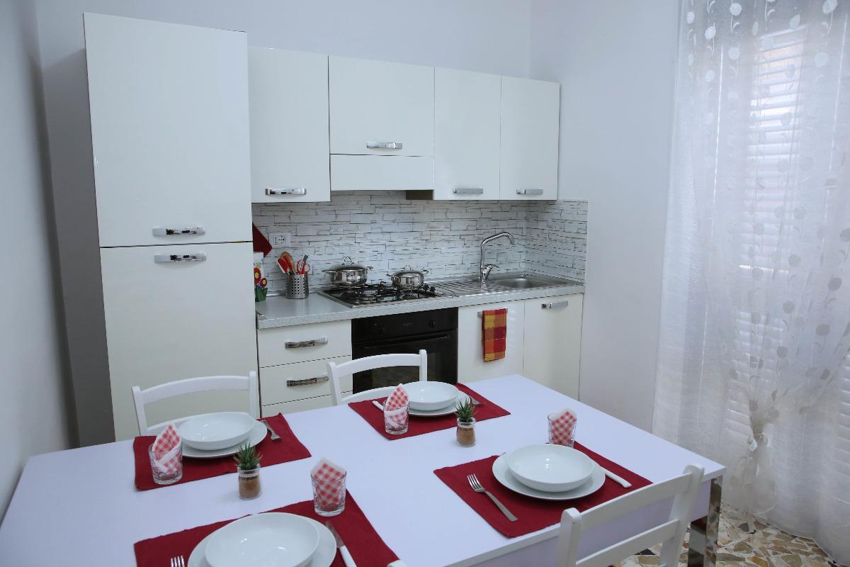 Appartamento MARE 1° piano