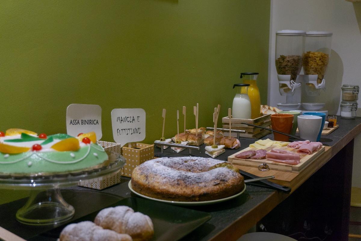 La colazione di AI VICERÉ