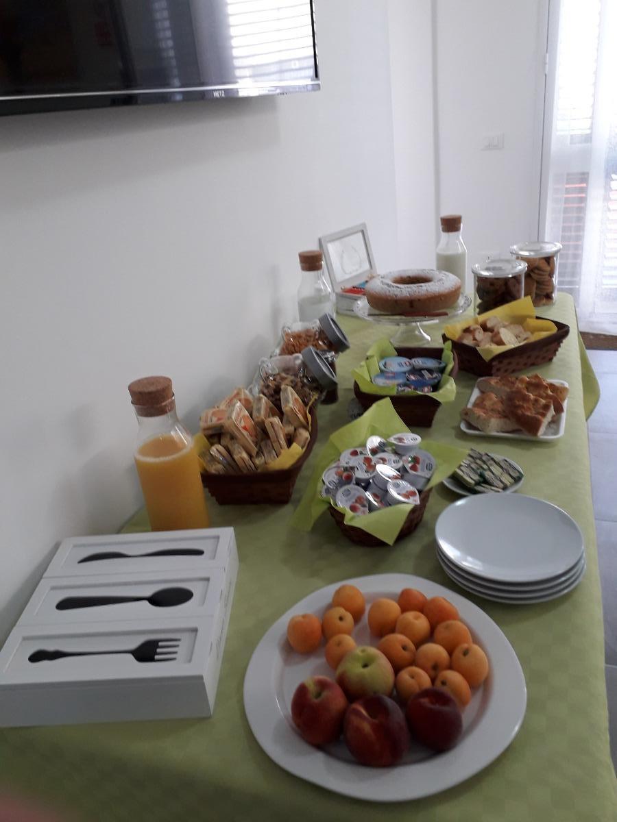 La colazione di L'ANTICO BORGO