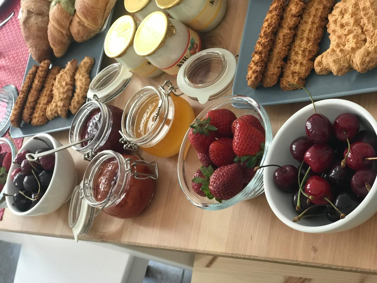 La colazione di BAROCK EXPERIENCE
