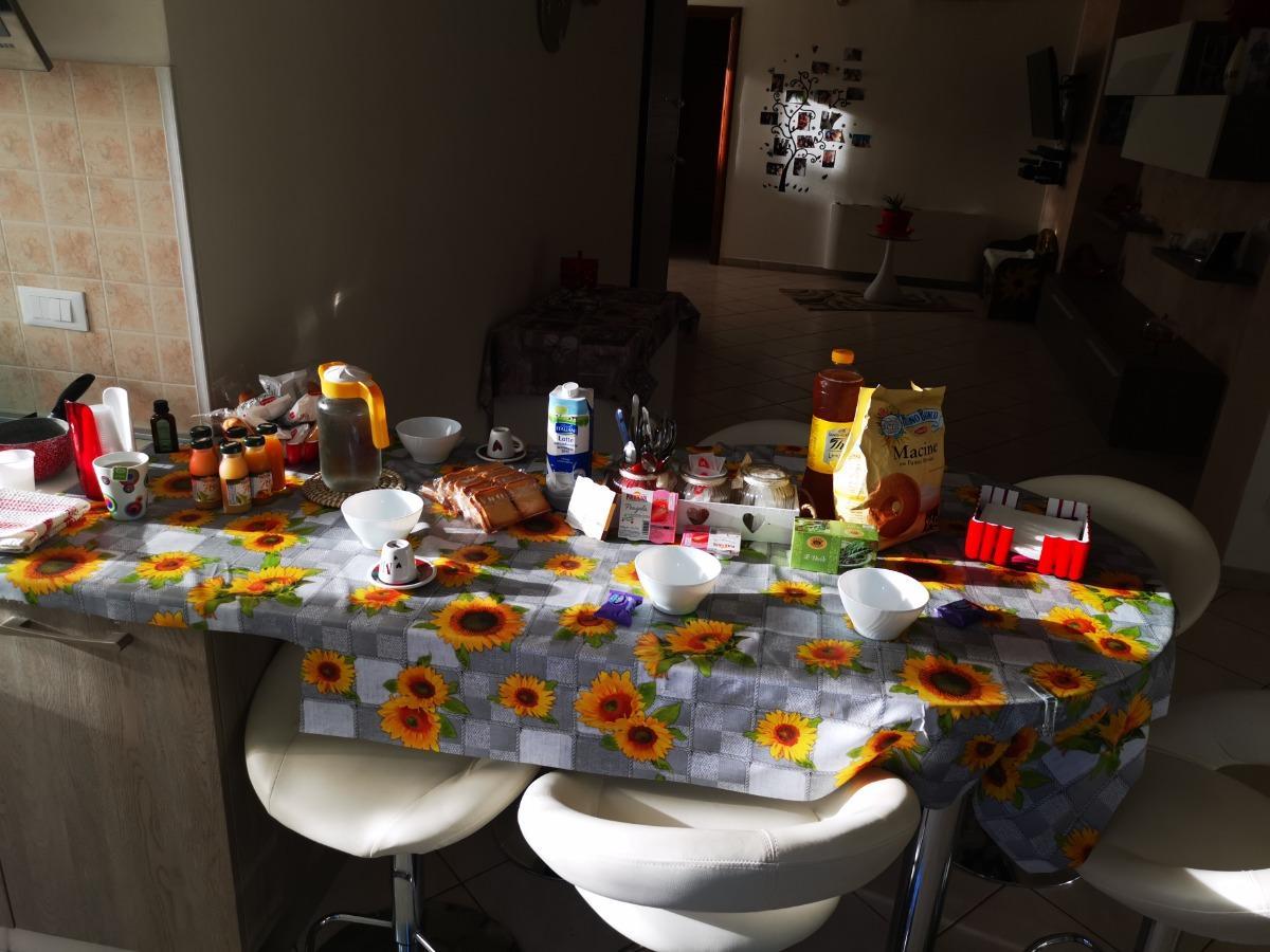 La colazione di SOLE E LUNA