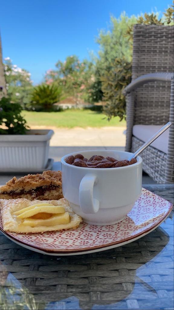 La colazione di A CASA DI COSO B&B