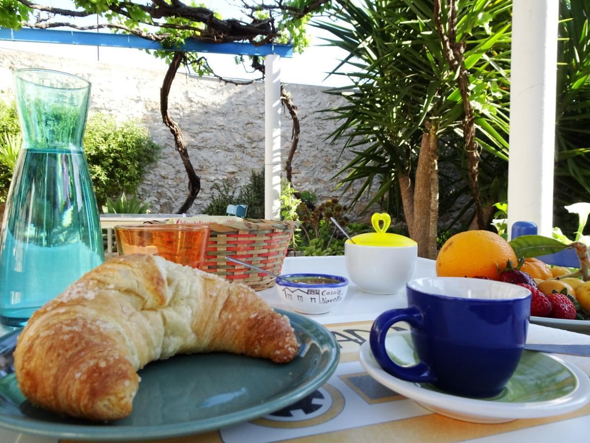 La colazione di CASALE NOVELLO