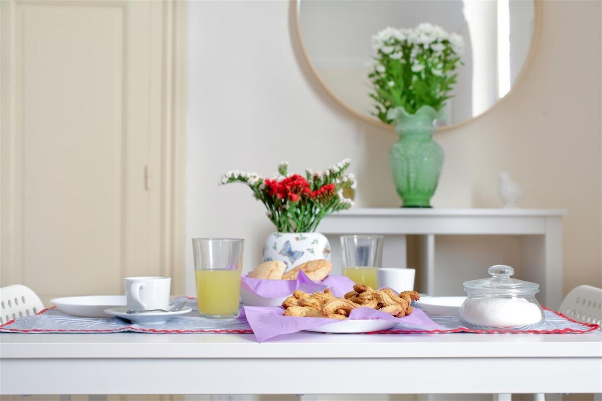 La colazione di VILLA POLARA