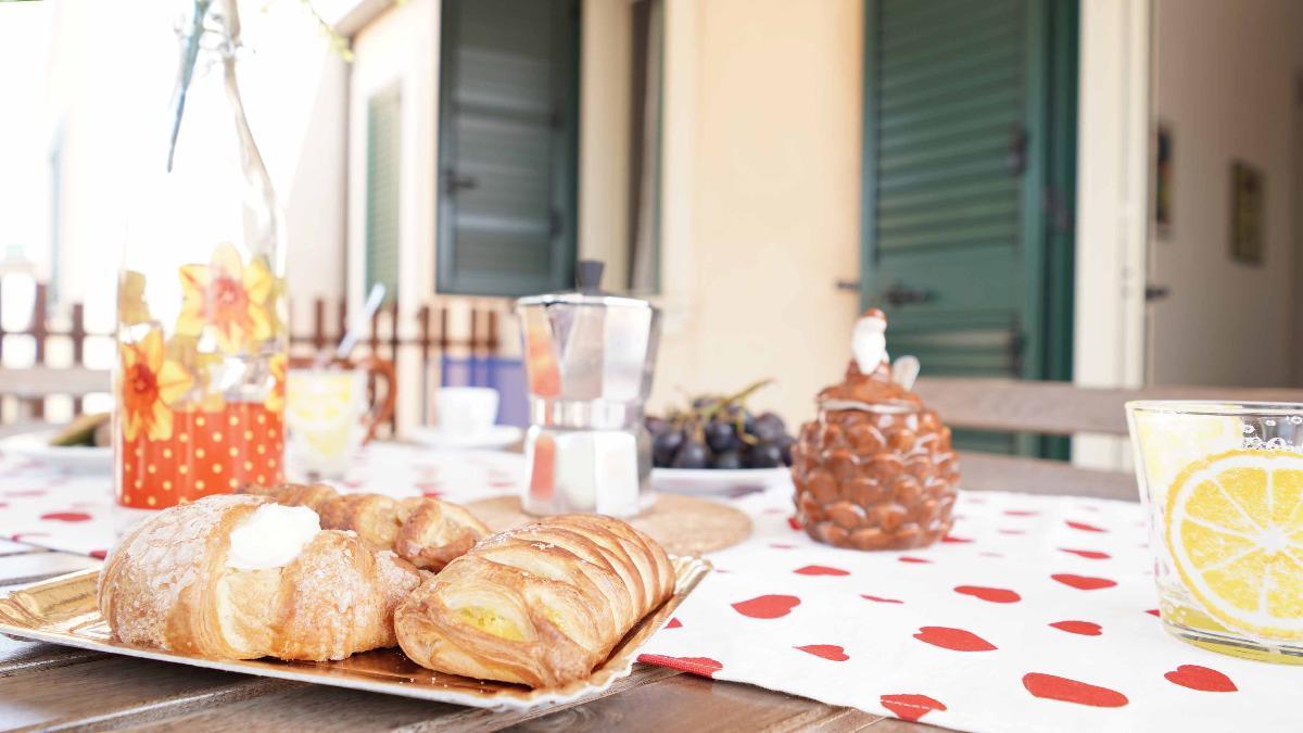 La colazione di LE TRE GORGONI