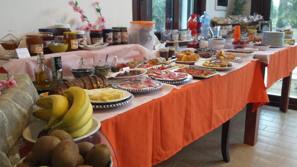 La colazione di AGRISICILIA