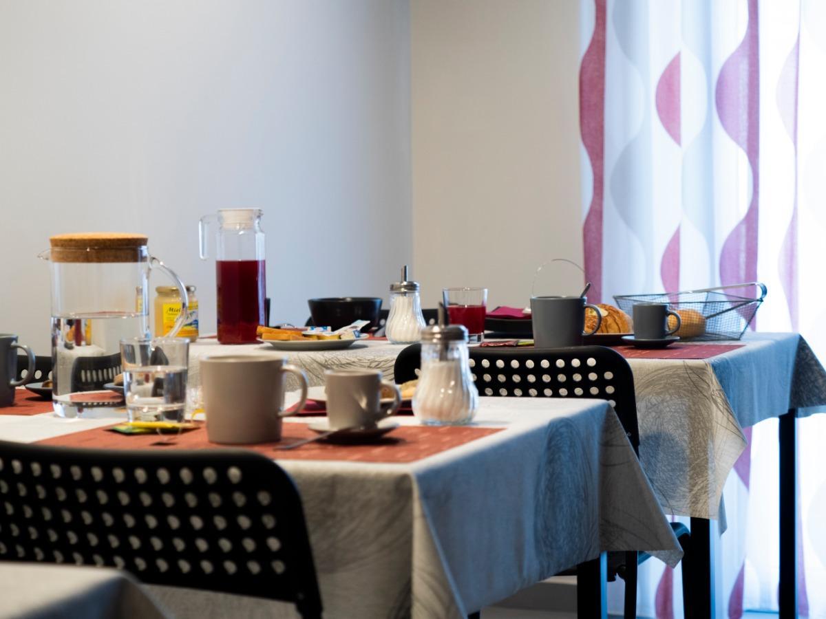 La colazione di B&B CONTESSA DEI VENTI