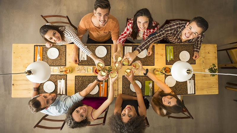 B&B e Home restaurant, quando ricettività e gastronomia vanno a braccetto