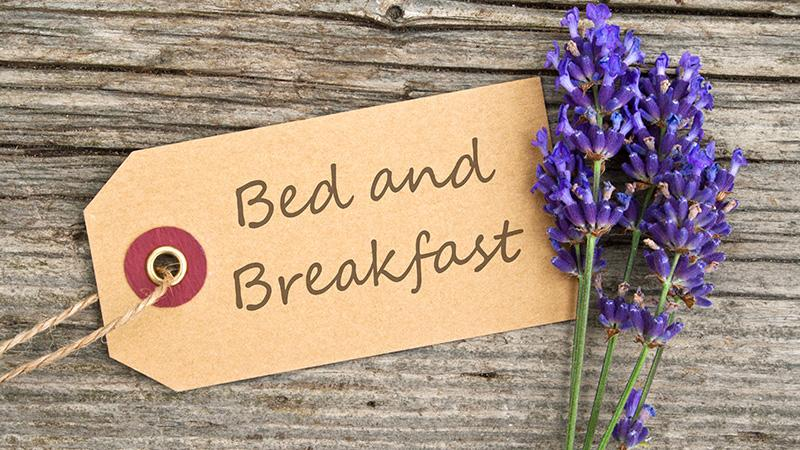 Come aprire un B&B - Le leggi sul Bed and Breakfast