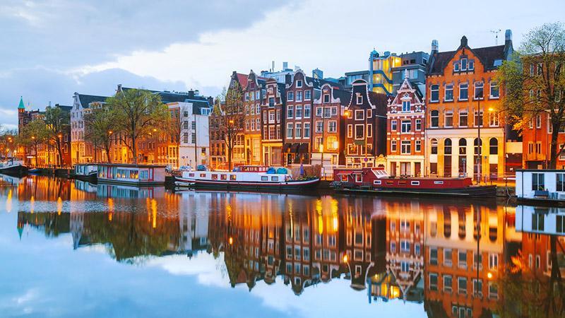 I B&B in Olanda