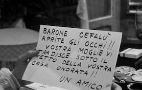 Divorzio all'Italiana - Ispica da Oscar
