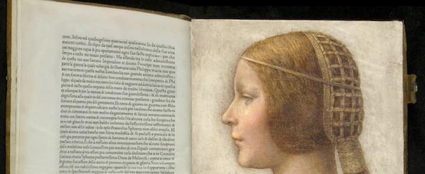 La Bella Principessa in Italia. A Urbino il capolavoro leonardesco