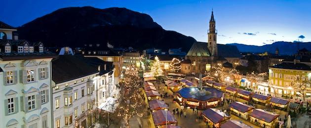Mercatini dell'Avvento: il Natale di Bolzano