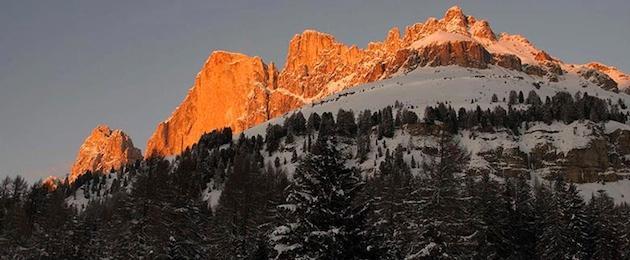 Carnevali di montagna: le Dolomiti