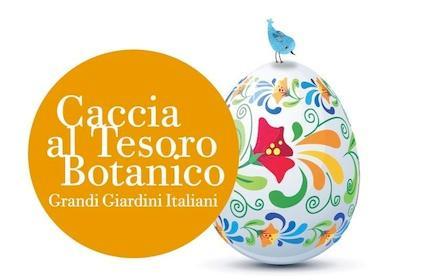 Pasquetta con Caccia al Tesoro Botanico nei Grandi Giardini Italiani
