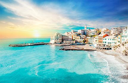 Settimana Blu in Liguria: una spiaggia al giorno