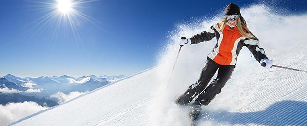 Le destinazioni italiane per sciare e rilassarsi alle terme