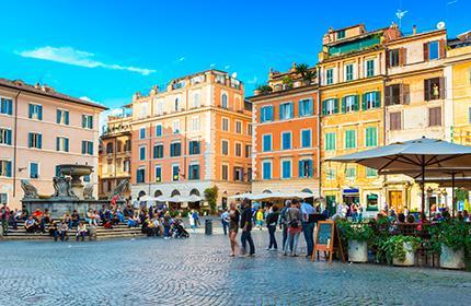 Itinerari insoliti a Roma