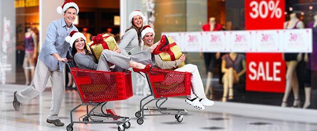 Regali di Natale belli ed economici? Comprali in Outlet!