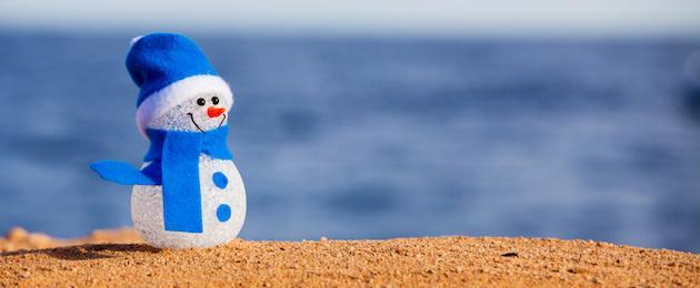 Al mare d'inverno, perché no?