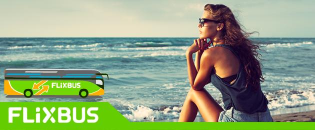In viaggio attraverso il meglio delle coste italiane a bordo di FlixBus