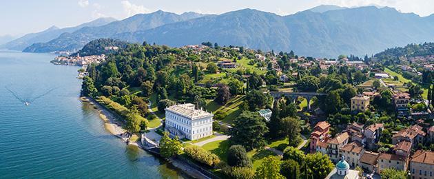 Parchi e giardini d'Italia: i più belli