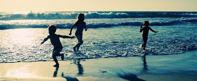 Bandiere verdi 2017: un viaggio tra le spiagge a misura di bambino