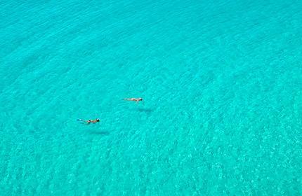Le Maldive d'Italia - le spiagge di sabbia bianca e acqua cristallina