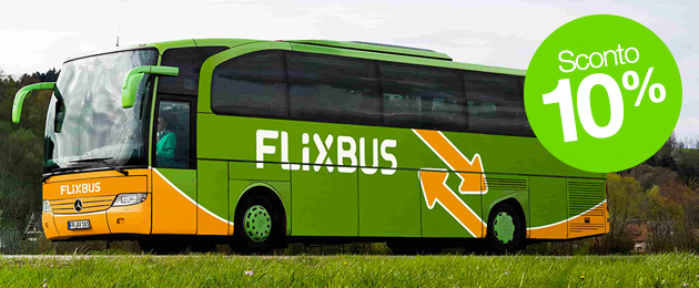 Un B&B Day ancora più conveniente grazie agli sconti su FlixBus