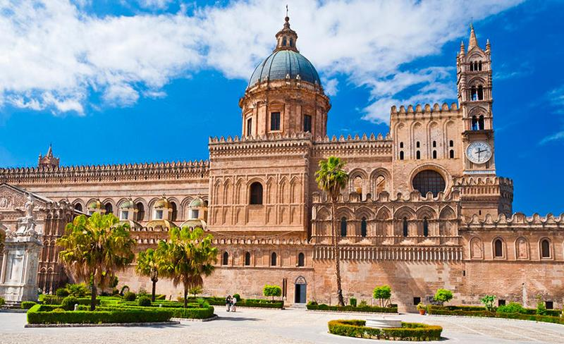 Cattedrale, Palermo