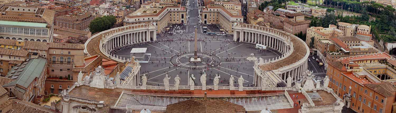 Vaticano - Piazza San Pietro