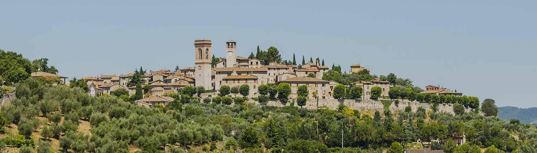 Corciano - Panorama